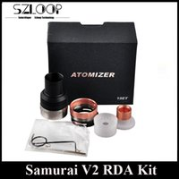 Cheap Samurai V2 Best rda