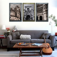 architecture artwork - Unframe Panels Church Classical architecture Scenery Picture HD Canvas Print Artwork Wall Art Canvas Painting For Home Decor