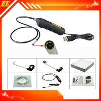 Wholesale USB Endoscope High Resolution Camera Portable Handheld Video Endoscope System with Flexible Insertion Tube