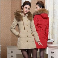 winter jackets for women - Fashion Women Winter Coat New Brand Solid Jacket For Women Slim Outerwear Women