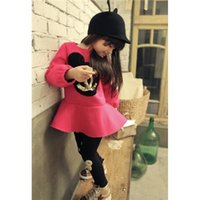 Wholesale 2015 South Korean children s clothing and girls lovely children all match Ruffle Dress air cotton skirt