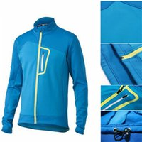 Wholesale 2015 Newest men s bike authentic Thermal Fleece Moto jacket Bicycle jersey Cycling quick dry casual male sports clothing