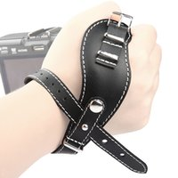 Wholesale VDS5 micro camera to take the lead layer of leather camera wrist strap Grip Wrist Hand Strap Universal for Canon Nikon Sony