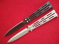 best butterfly gifts - High quality BM balisong knife butterfly C28S double fine tactical knives best BM40 BM42 BM43 christmas gift knives M