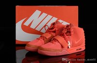 Cheap 2014 Nike air yeezy 2 Red October Shoes Mens Basketball Shoes West Trendy shoes sneakers Nike Mens Basketball Shoe