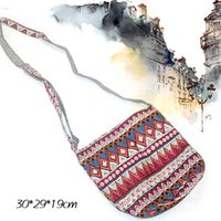 Wholesale bolsas femininas boho casual bag national desigual Geometric patterns banjara hippie shoulder bags