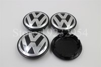 Wholesale wheel center cap hub center cap wheel cover for VW with excellent quality