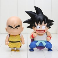 Dragon Ball animations collection - New Japanese Anime Cartoon Dragon Ball Z PVC Figures Animation Goku Kobayashi Christmas Collection Birthday Gifts