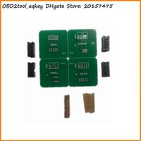 Cheap AQkey OBD2tool BDM Adapters with pins Spare parts for DIY repair BDM Frame BDM Needles BDM Frame 4 Adapters for Fgtech Galletto Ktag