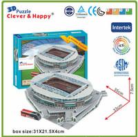 arsenal fc football - 3D stadium Model Arsenal Football FC Club Home Emirates Stadium London Souvenir
