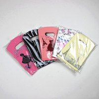 big medium - 6 Colors x15cm Plastic Bag Gift Bags Jewelry Pouches Bags mm Cartoon Lovely Big Medium And Small Jewelry Bags Handbag