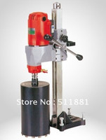 Wholesale 7 mm DESKTOP Core Drill Machine and mm concrete wall dry core drill bits with protect switch kg NET weight