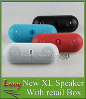 Wholesale 2016 Pill XL Speaker bluetooth wireless speaker pill XL Speaker Studio SOLO Headphone bluetooth speaker xl for iphone s Galaxy S7
