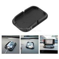 Wholesale Universal Rubber Magic Car non slip Mat Fancy Car Stylist Dashboard Sticky Pad Mat Anti Non Slip Gadget Phone GPS Holder YKS