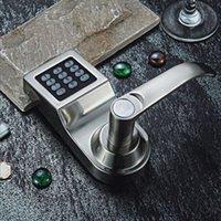 Wholesale Remote Keypad Digital Smart Door Electric Lock RFID Card Control In Keyness