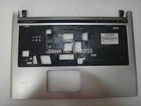 acer keyboard notebook - New Original Notebook C shell For Acer ID49 Laptop rest Keyboard Bezel Bottom Cover Base case APODG0002000