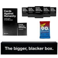 Wholesale Cards of Game a set of UK Basic UK Expansion US expansion cards s Pack and The Bigger black box