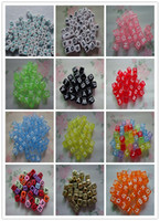 alphabet letters free - acrylic x6mm alphabet beads letter beads DIY bracelet clothing accessories