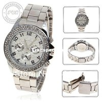 Cheap 200PCS LOT wholesale dropshipping ,metal alloy band t(golden or silver),good imported movement PAIDU wrist watch