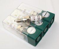 Wholesale 20pcs new design IRIDIUM spark plug HIX C7 for motorcycle pit bike ATV Quads etc