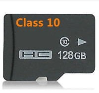 Cheap Pay attention to class 128 gb micro SD memory card C10 TF 128 gb with adapter class 10 TF and free SD memory card adapter Cardmate new retai