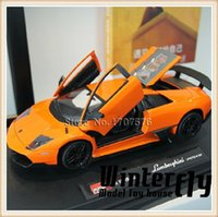 Wholesale MZ alloy scale models car toys for children Include showcase