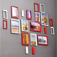photo frame - 1 Set High Quality D Photo Frame D Oblong Wall Decor For Home Decorative decorative license plated