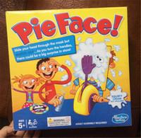 Wholesale 300pcs hot sale Korea Running Man Pie Face Game Children Novelty interest paternity toys Parent child games D517