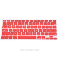Wholesale Useful Silicone Keyboard Cover Skin for Apple Macbook Pro Air Hot YL MHM482B C8
