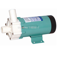 Wholesale MP R V Hz single phase magnetic drive pump small plastic water pump