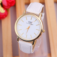 battery people - Ms explosion models the influx of people must have fashion sports quartz watches DW DW leather belt performance goods supply W