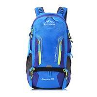 Wholesale free shopping L Military Tactical Backpack Rucksacks Sport Camping Molle Trekking Bag D Shoulder Bag Outdoor Bags