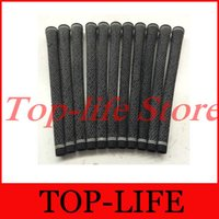 Wholesale New Golf Club Grips P Golf Grip One Color pc Red Blue black Can mix Color irons Grip