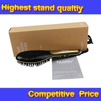 Cheap Original Beautiful Star NASV-100 Hair Straightener KD-388 Straight Hair Styling Tool Straightening Irons Digital Temperature Controller