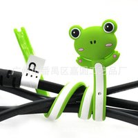 Wholesale Recommended new cartoon quality phone cable management router Hub contributions customized