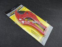 Wholesale Hand tool Popular up to mm quot pvc pipe cutter or PEX tube cutter for sale in China