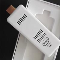 Wholesale Mini PC Windows OS TV Box Computer Stick Mini Computer PC GB GB HDMI WiFi Bluetooth Stick Mini PC Stick