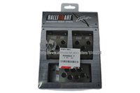 Wholesale Replacement Parts Pedals JDM RALLIART Pedal Set for Mitshubishi AT Auto Parts pedal cover set