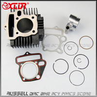Wholesale High Quality LiFan125cc engine Cylinder T125 Piston kit For lifan cc engine dirt pit bike more