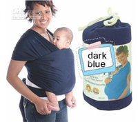 Wholesale Fedex DHL Brand New Moby Wrap NewBorn Baby and Infant Carrier Sling Comfort