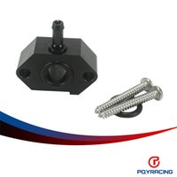 Wholesale PQY RACING BOOST GAUGE SENSOR ADAPTOR For AUDI VW SEAT SKODA TFSI TSI T T BOOST VACUUM TAP PQY7812