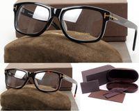Wholesale Hot Sale Optical Women Men Eyeglasses Full Frame Tom TF5182 Eye Glasses Frame Nerd Prescription Glasses Reading Glasses Eyewear