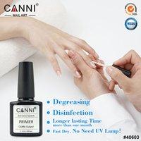 acid nail polish - 40603X New Arrival CANNI Factory High Qaulity UV LED Nail Gel Polish ml oz Air dry No Need UV Lamp Acid free Primer