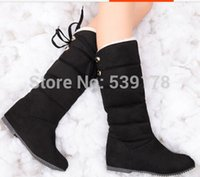 Wholesale women snow boots winter women boots elevator winter shoes plus size knee high boots winter boots