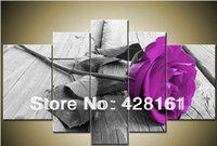 Cheap rose oil painting Best rose flower oil painting