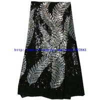 Wholesale for Yards French Lace African French Lace African French Lace Fabric in White Color