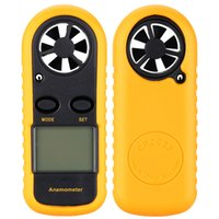 Wholesale Multi function in Digital Beaufort Wind Scale Anemometer Thermometer H4326 For Sales