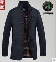 Cheap Men outdoors Best Stand Collar Long winter men