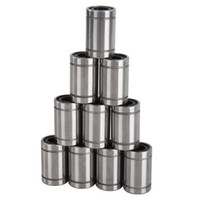 Wholesale 10pcs Inscribed circle mm LM8UU Linear Ball Bearing Bush Bushing