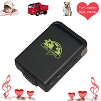 Wholesale Cheapest Mini auto GPS GSM GPRS Tracker TK102B Realtime tracking device for person Kids Pet Elderly Security high accuracy with google map